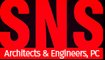 SNS Architects and Engineers, PC Logo